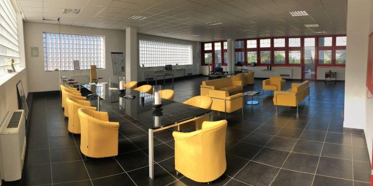 Büroflächen in unterschiedlicher Größe – Bozen Süd