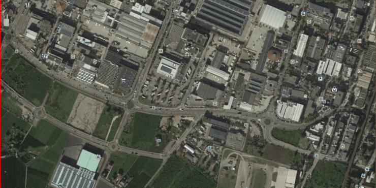 Terreno produttivo Bolzano Sud – zona strategica