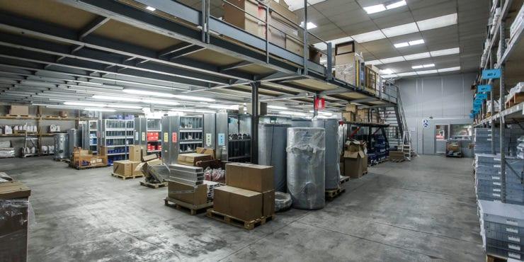 Capannone industriale a Bolzano Sud