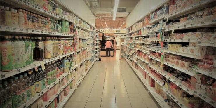 Centro commerciale con redditività all'8%