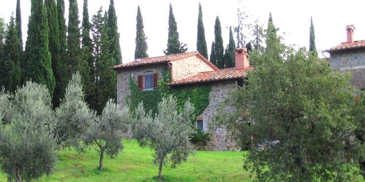 Ein Traum am Lago di Trasimeno – Landhaus mit herrlichem Panoramablick