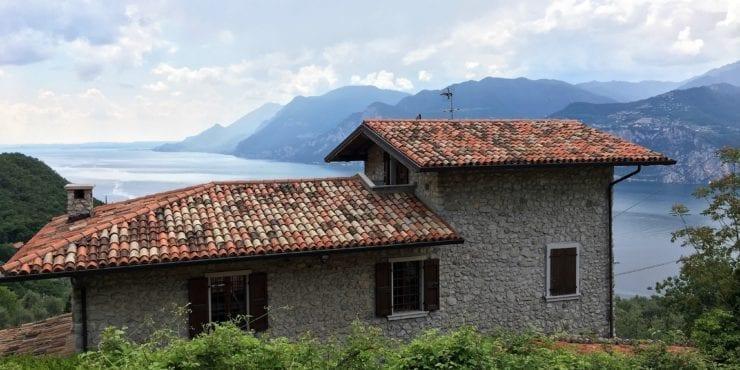 Villa in Rustico con vista lago mozzafiato – Malcesine