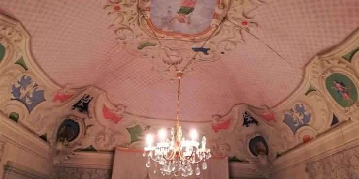 Affascinante palazzo storico in suggestivo borgo – Emilia Romagna