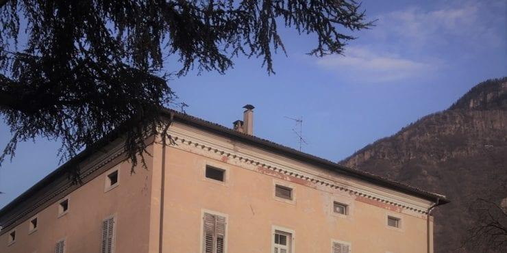 Kubatur in historischem Gebäude – Branzoll