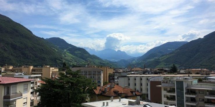 Favoloso attico con terrazza – Bolzano Gries